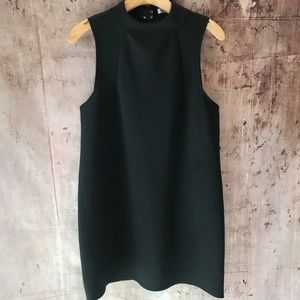 Umgee Mod Black Mini Dress
